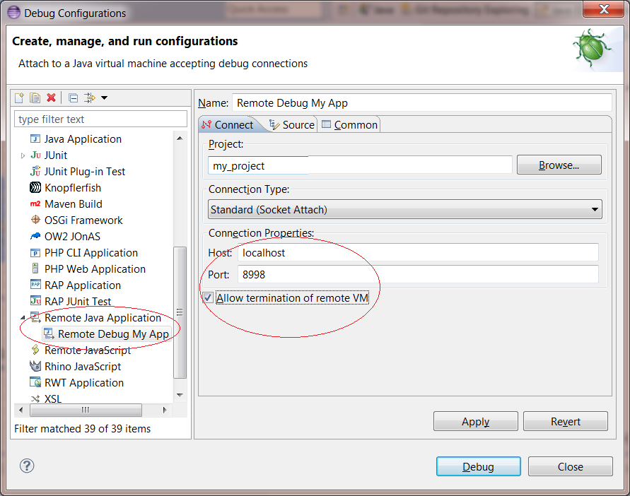 Debugging a Java application… Remotely! | c m d